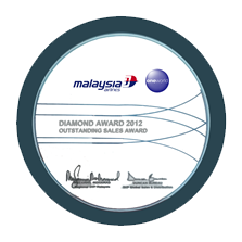 Enesty Travel & Tours Sdn Bhd award