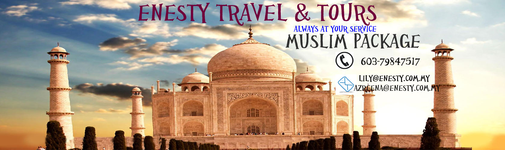 Enesty Travel & Tours
